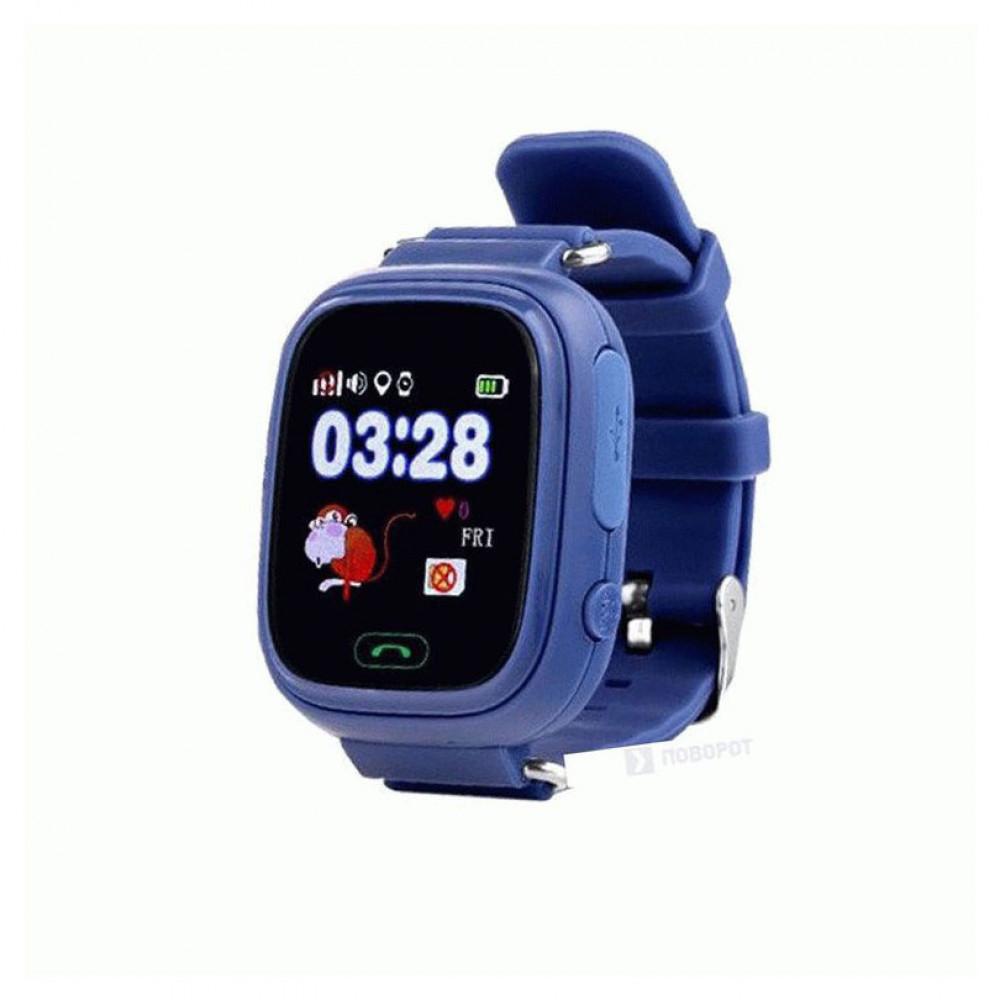 Детские часы Smart Baby Watch Q80