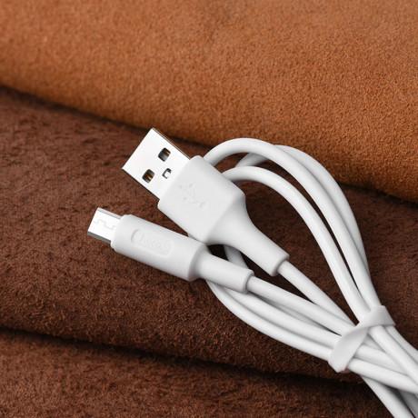 Кабель USB - micro USB Hoco X25 Soarer, 1.0м