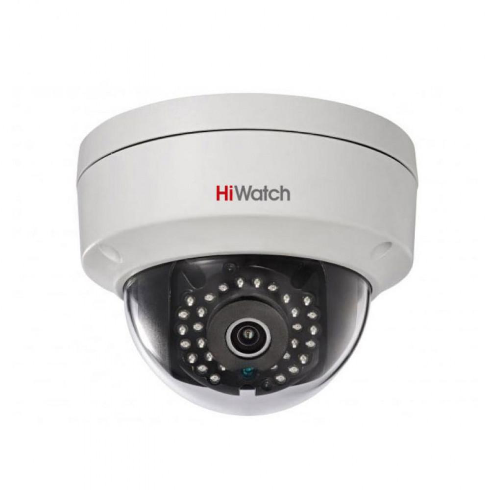 Уличная IP-камера HiWatch DS-I202