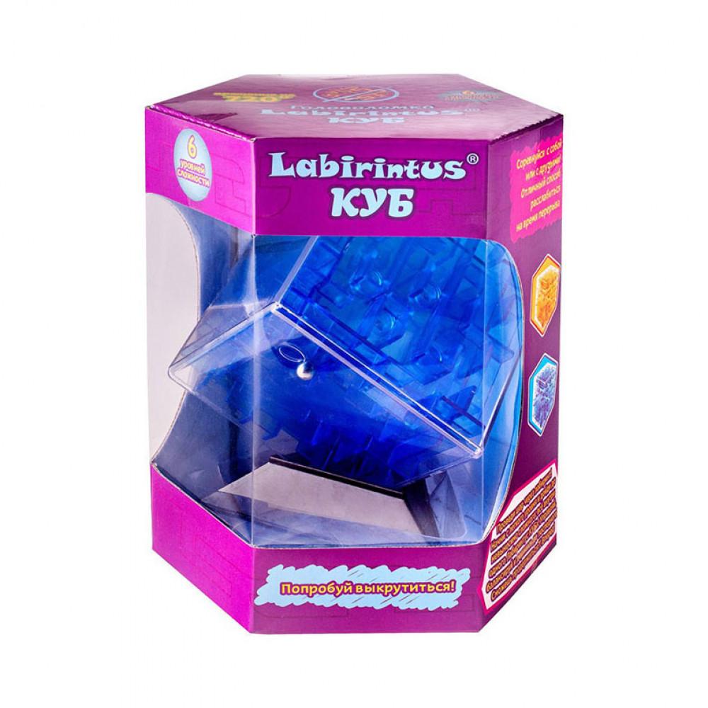 Головоломка Лабиринтус Куб (LBC0001)
