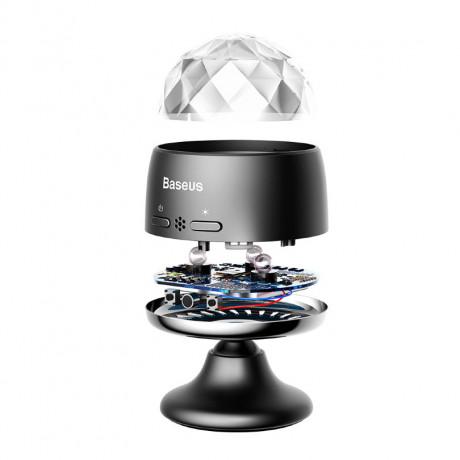 Cветовой музыкальный шар Baseus Car Crystal Magic Ball