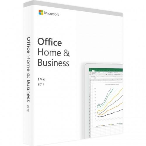 Microsoft Office для дома и бизнеса 2019 для Mac