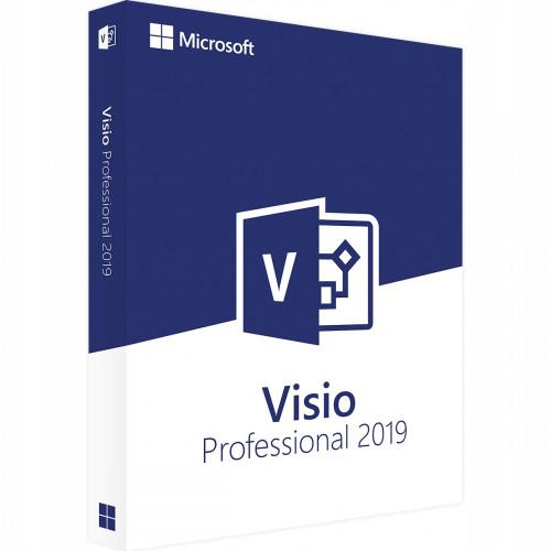 MS Visio Professional 2019
