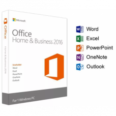 Office 2016 Home and Business для Windows (для дома и бизнеса)
