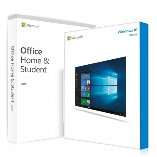 Электронные лицензии Windows 10 Home ESD + Office для дома и учебы 2019 ESD