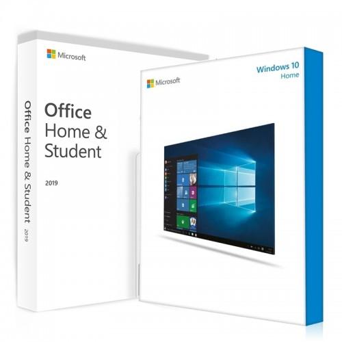 Электронные лицензии Windows 10 Home + Office для дома и учебы 2019