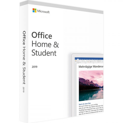 Microsoft Office для дома и учебы 2019 для Windows