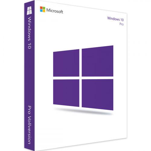 Microsoft Windows 10 Professional RU (ESD) Электронная лицензия
